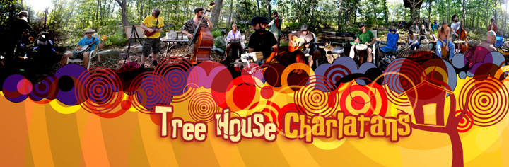 The Tree House Charlatans YouTube Page!